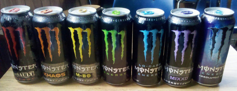 Brand Rhetoric Case Study Monster Energy